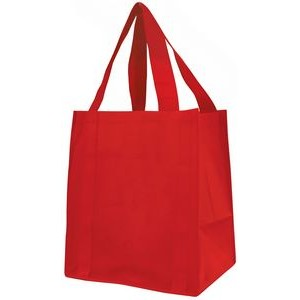 Jumbo Heavy Duty Non Woven Grocery Bag - Blank (13