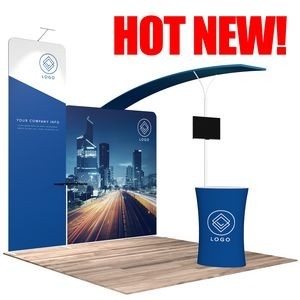 10'x10' Quick-N-Fit Trade Show Booth # 1103